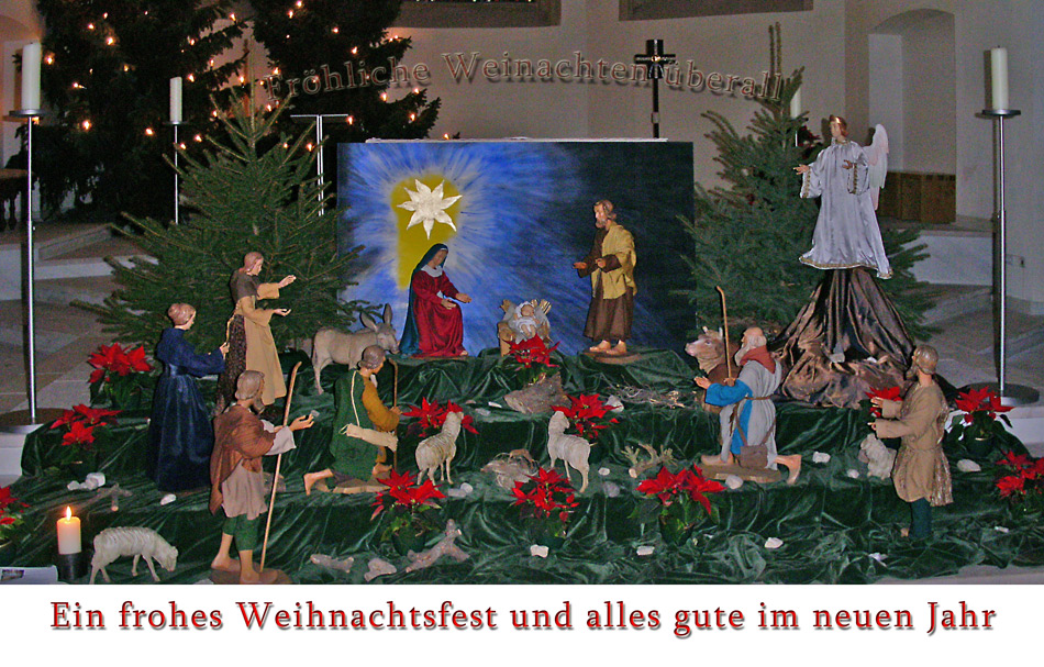 Frohes Fest,