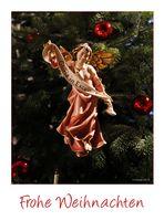 Frohes Fest - Joyeux Noel - Merry Christmas