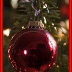 Frohes Fest und einen Guten Rutsch ins neue Jahr!