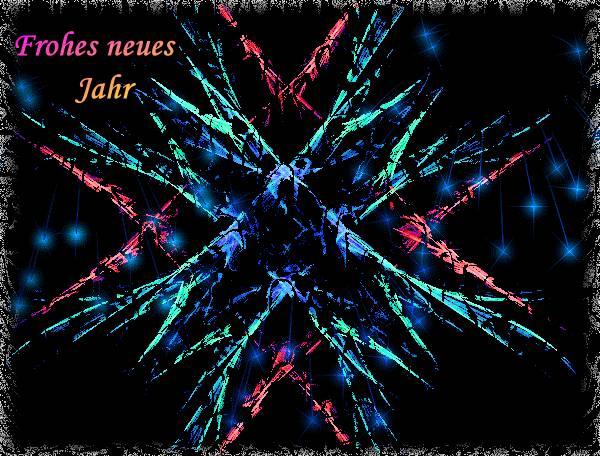 Frohes neue Jahr