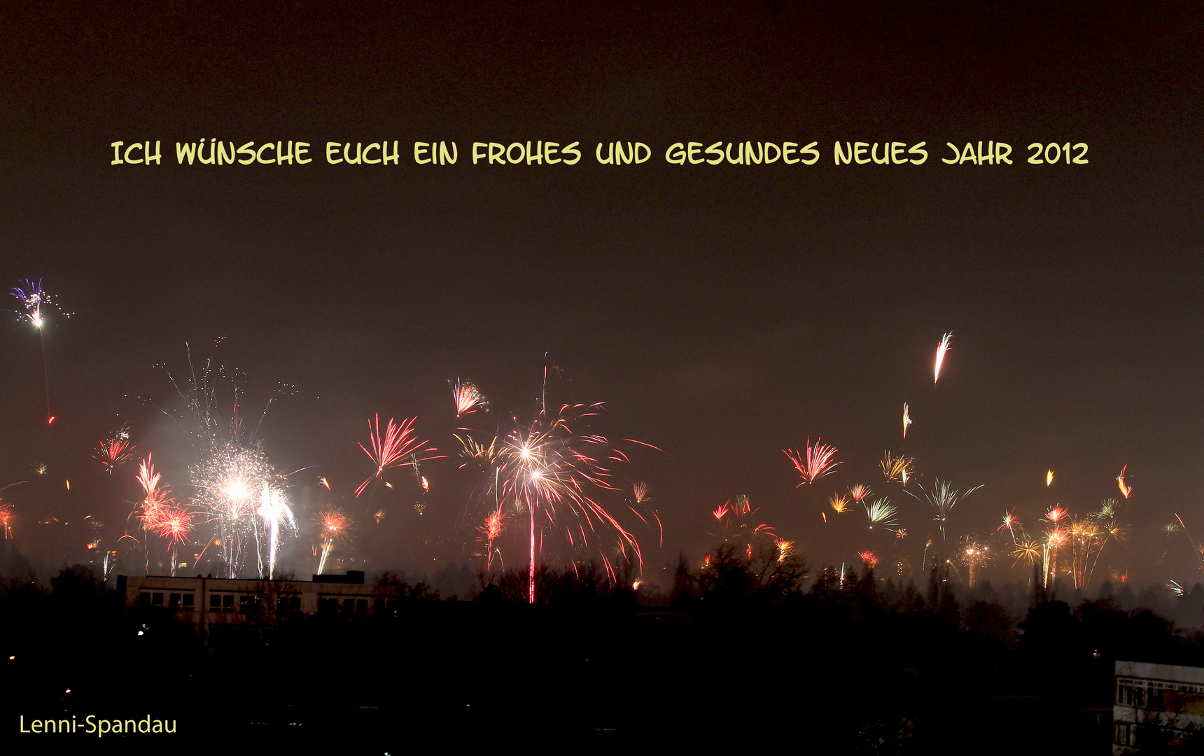 Frohes neues Jahr 2012 Foto & Bild | gratulation und feiertage ...