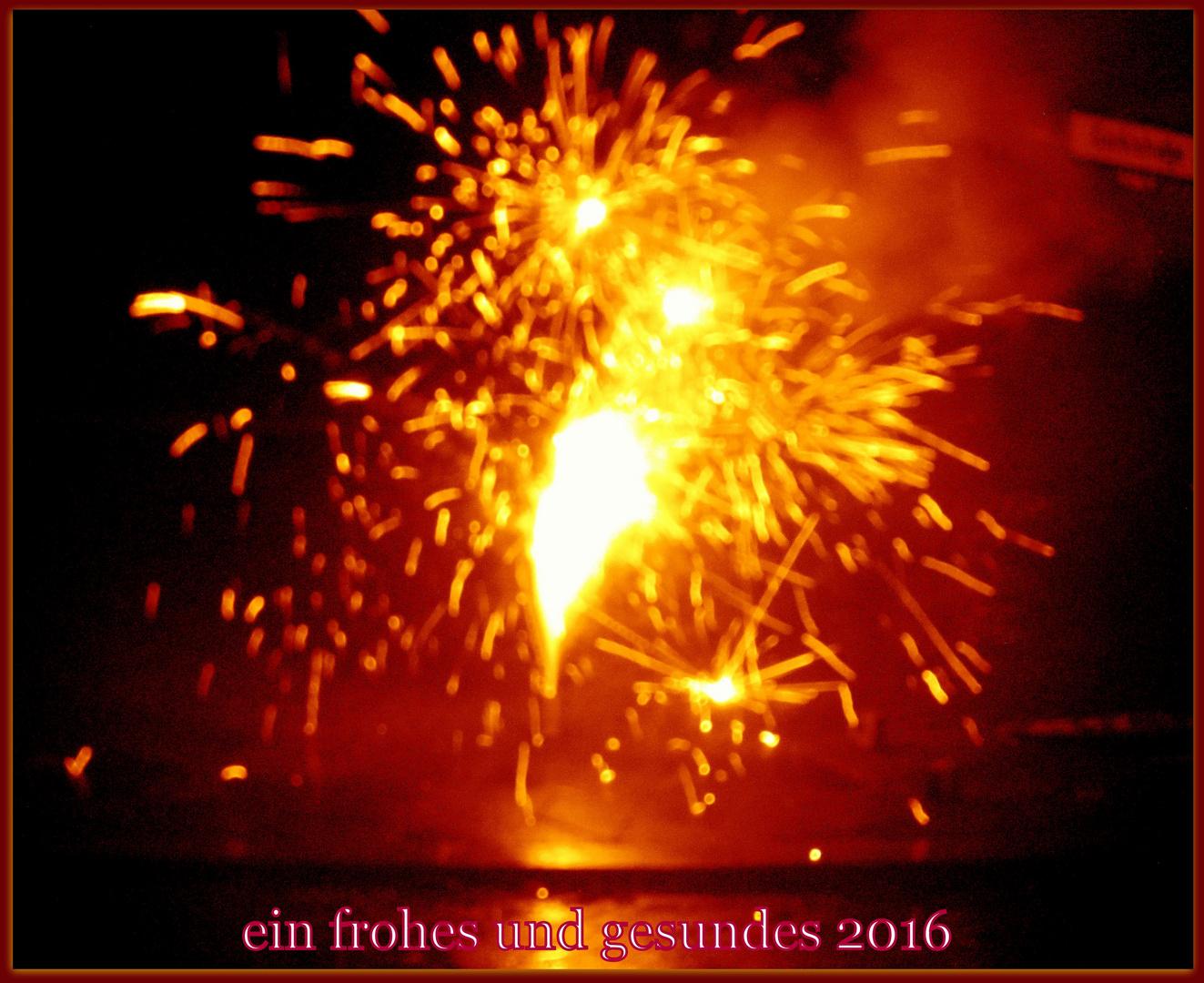 frohes neues Jahr 2016 Foto & Bild   gratulation und feiertage ...