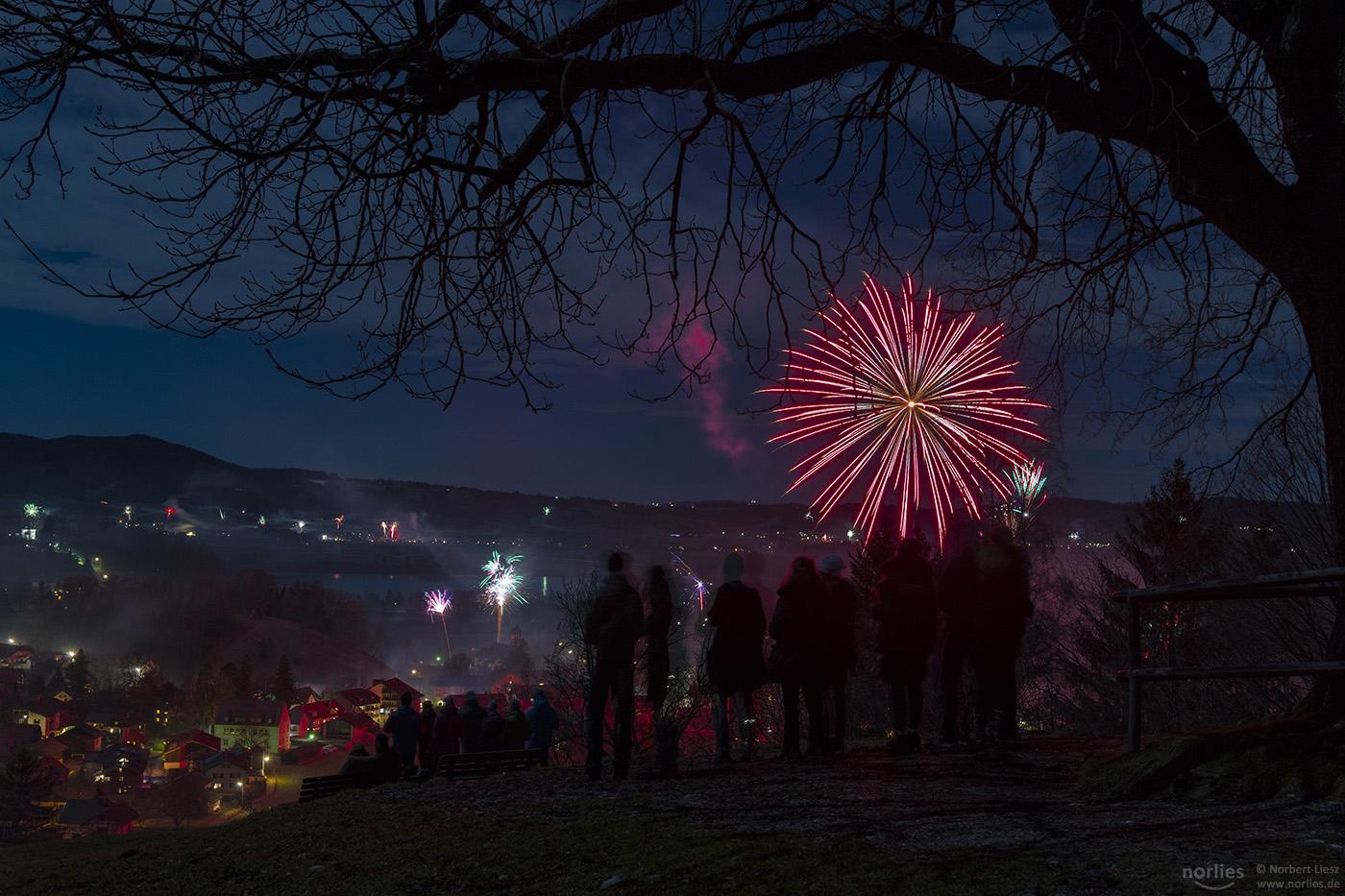 Frohes Neues Jahr 2018 Foto & Bild | karten und kalender ...
