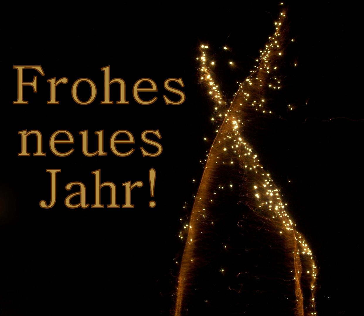 Frohes neues Jahr! Foto & Bild | karten und kalender ...