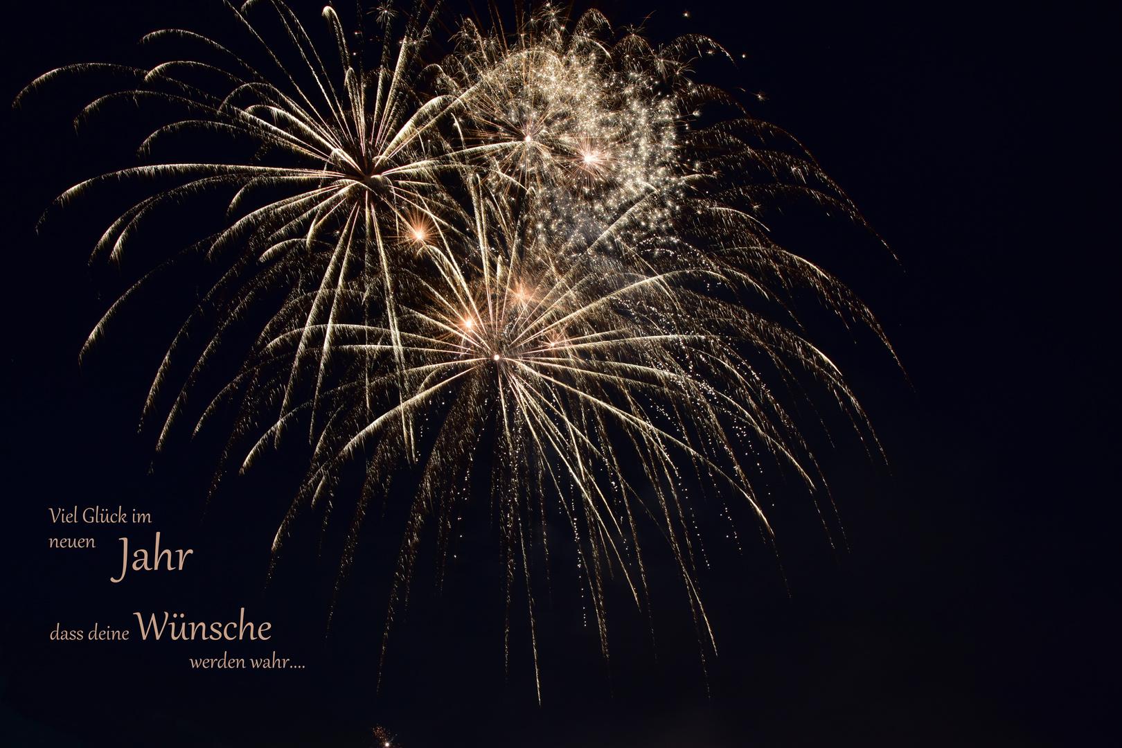 Frohes neues Jahr Foto & Bild | karten und kalender, neujahrswünsche ...
