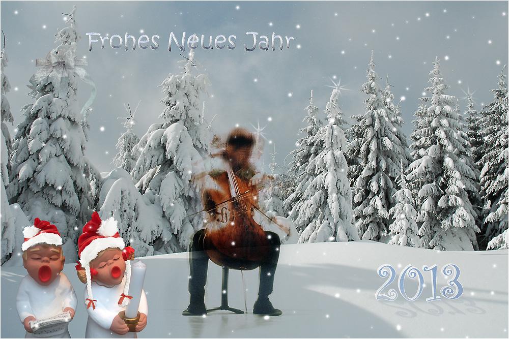 Frohes Neues Jahr _Happy New Year