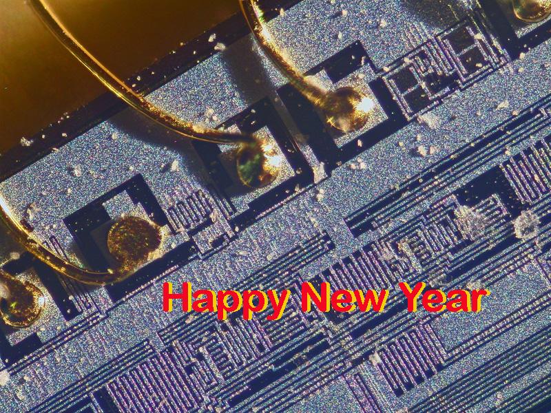 Frohes Neujahr