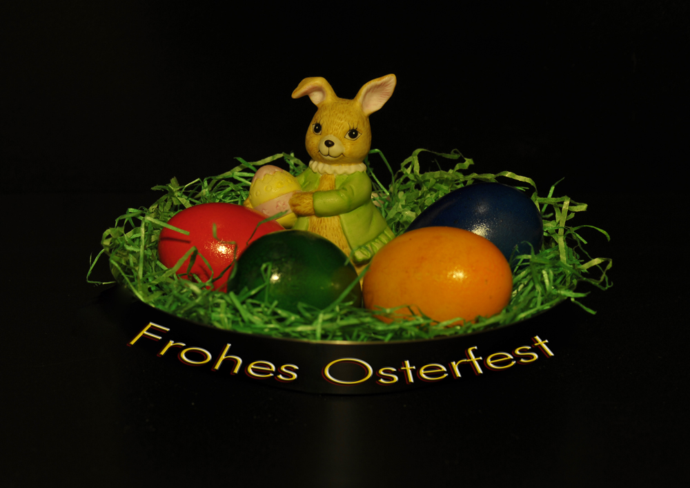 Frohes Osterfest an alle Fotofreunde