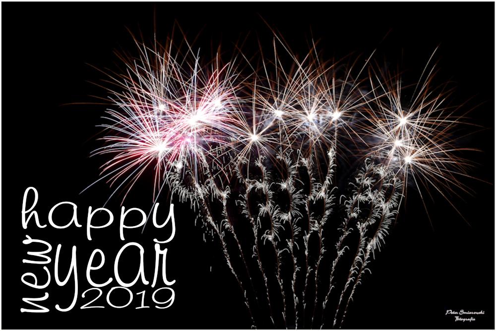 Frohes und friedliches neues Jahr 2019