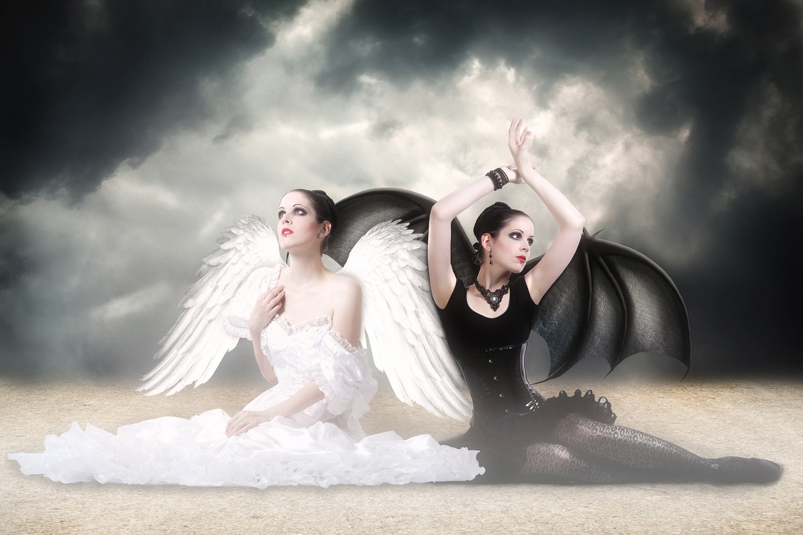 From Angel´s and Devil´s