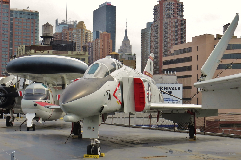From Intrepid to Midtown