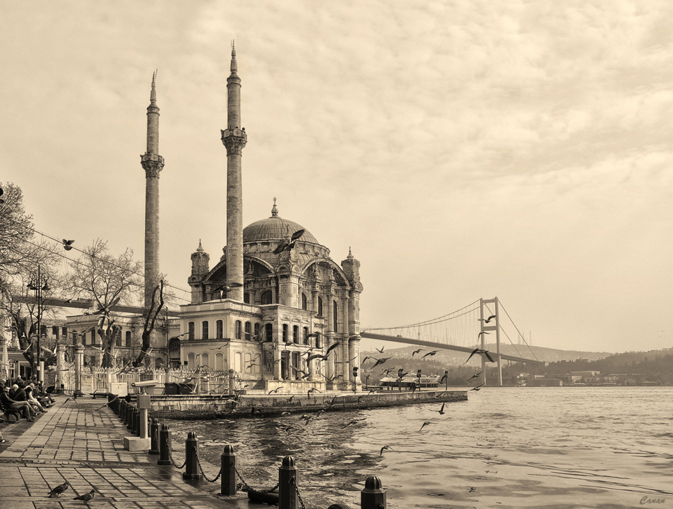 From Istanbul With Love...