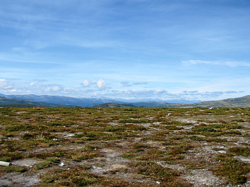 From Rondane