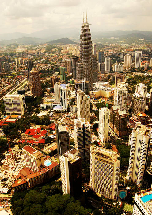 From the KL Tower