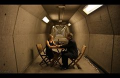 """From the """"Tunnel Dinner"""" Series (Excerpt I)"""