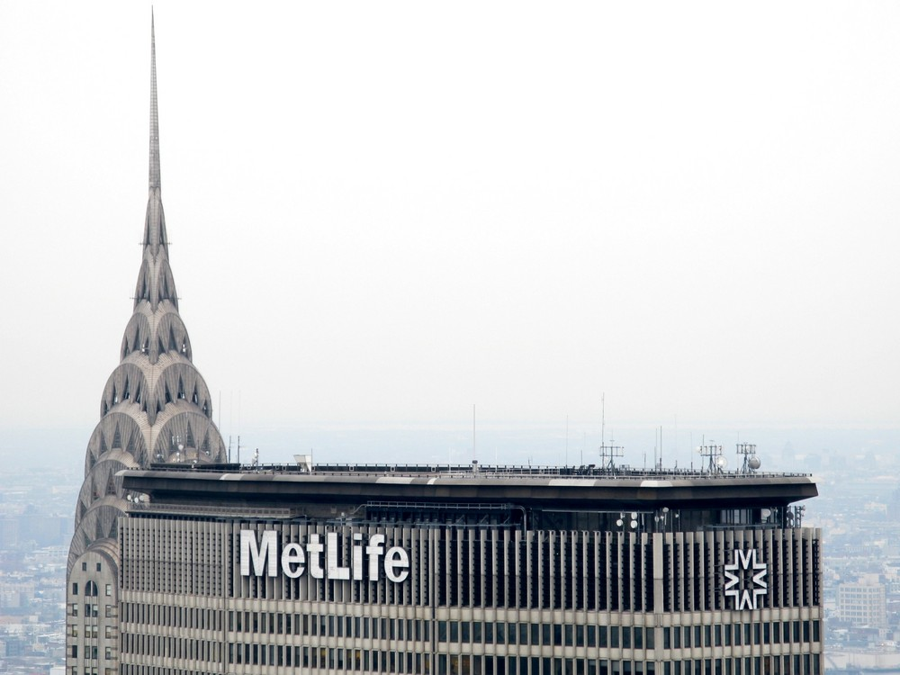 """from """"TOP of the ROCK"""" to """"Top of MetLife"""""""