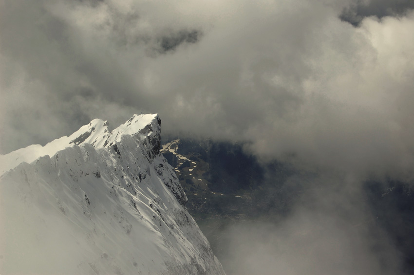 from Zugspitze