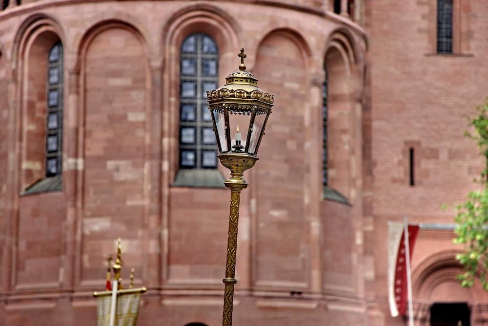 Fronleichnam Prozession in Mainz 127