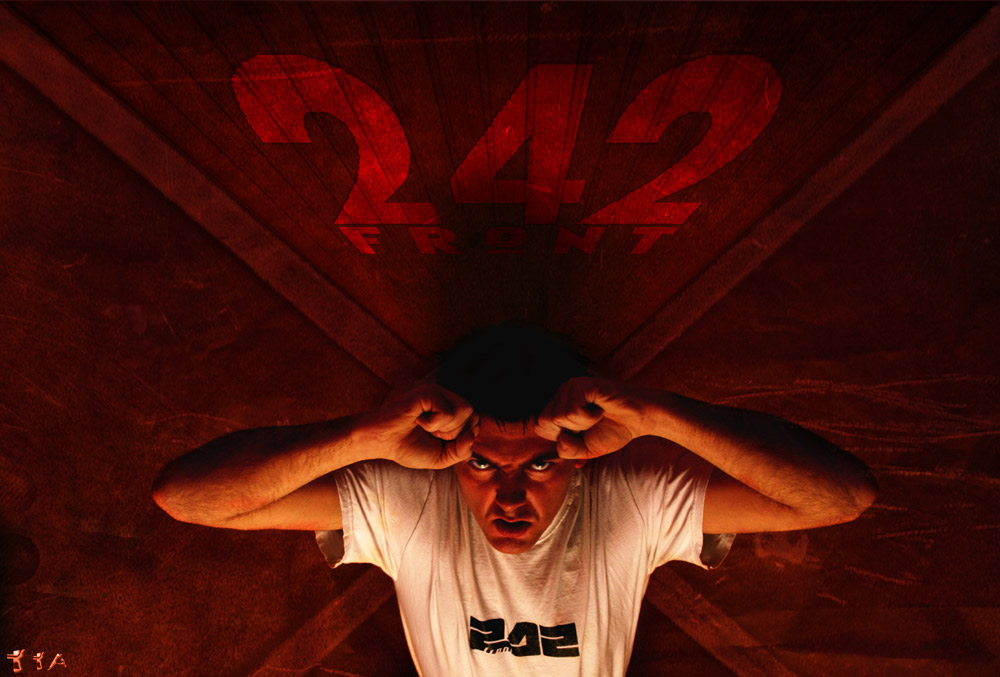 ... front 242 ...