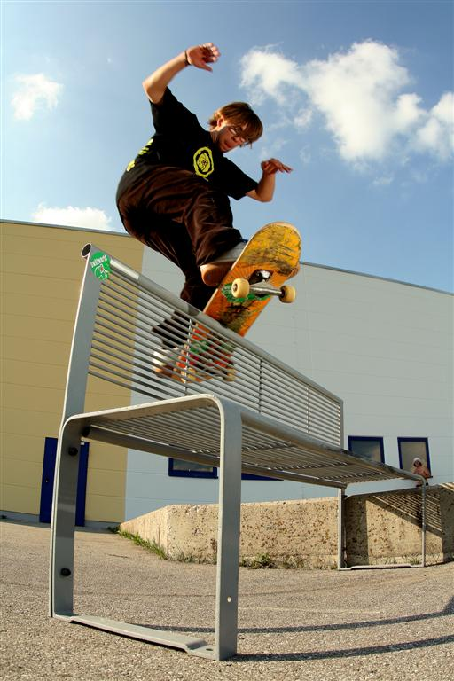 Front Board