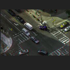 Front Street / Blue Jays Way 3-D