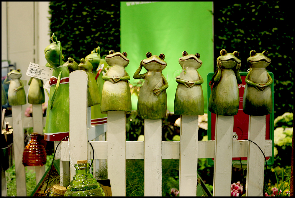 Froschparade