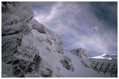 Frost am Kreuzjoch