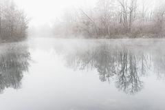 Frost und Nebel am Groschenwasser  II
