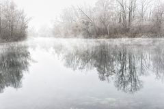Frost und Nebel am Groschenwasser II new edit