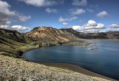 * Frostastaðavatn Landmannalaugar * - reload