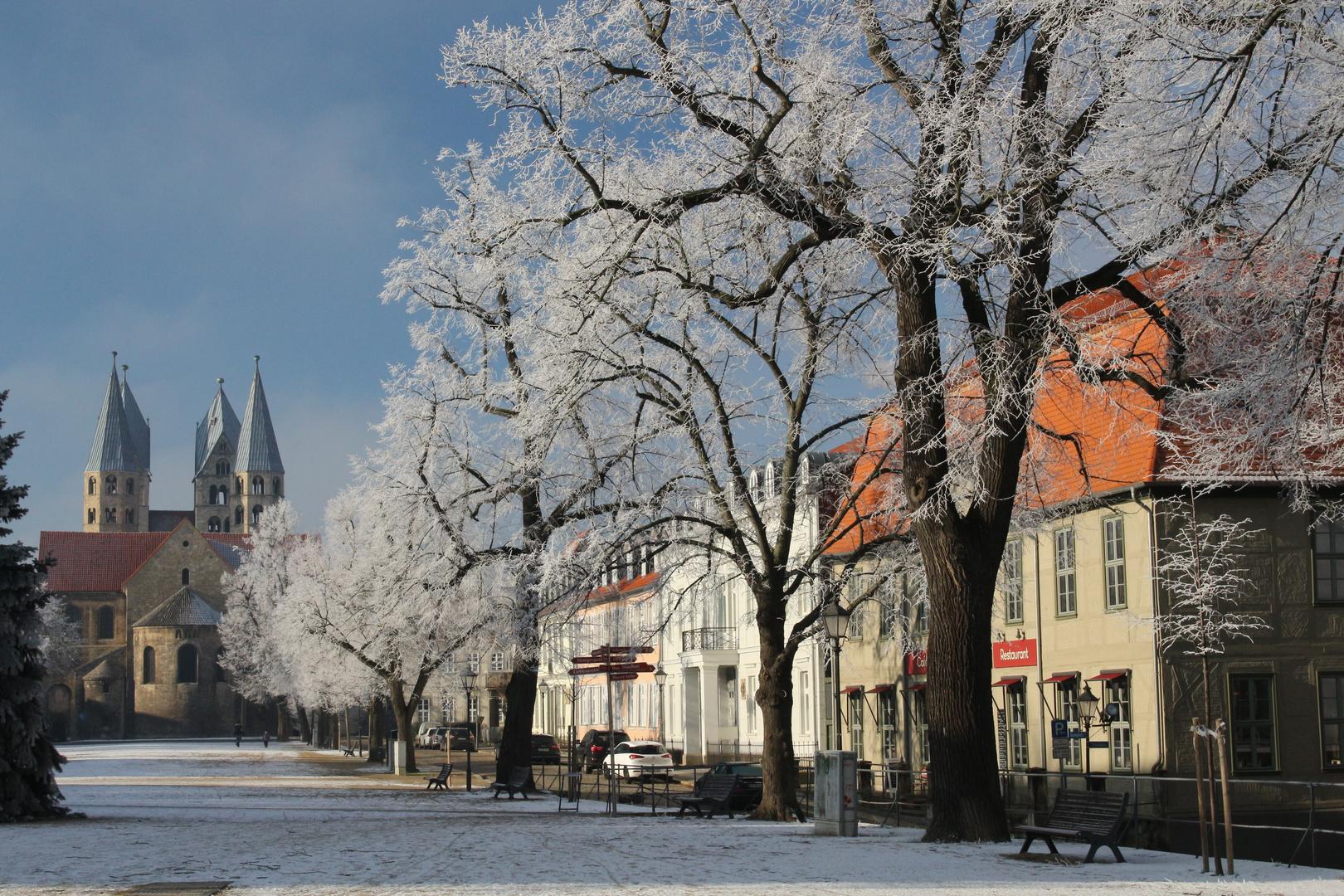 Halberstadt Wetter