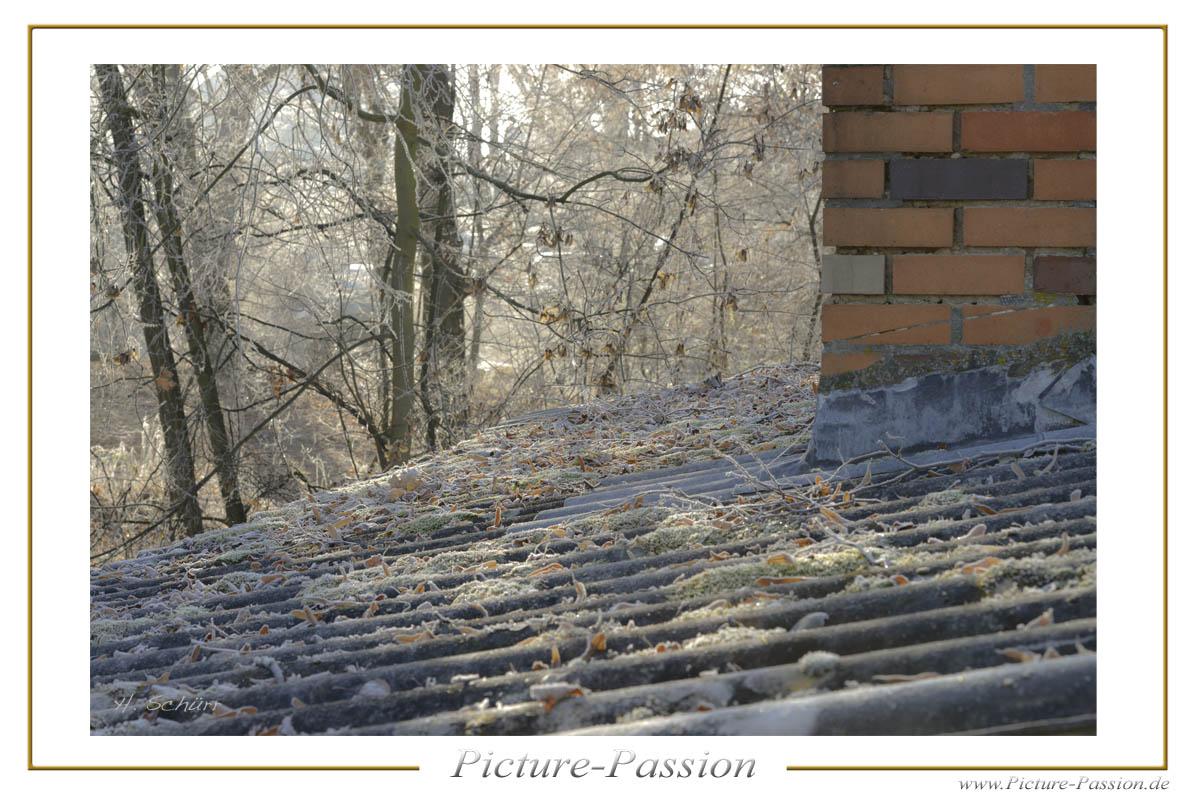 Frostklarer Morgen