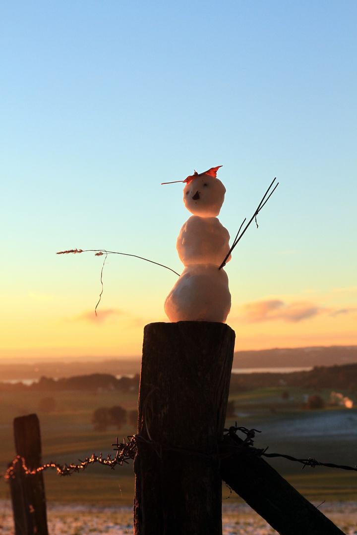 Frosty, der Erste