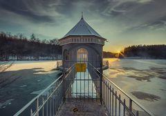 Frozen Lake Itzenplitz