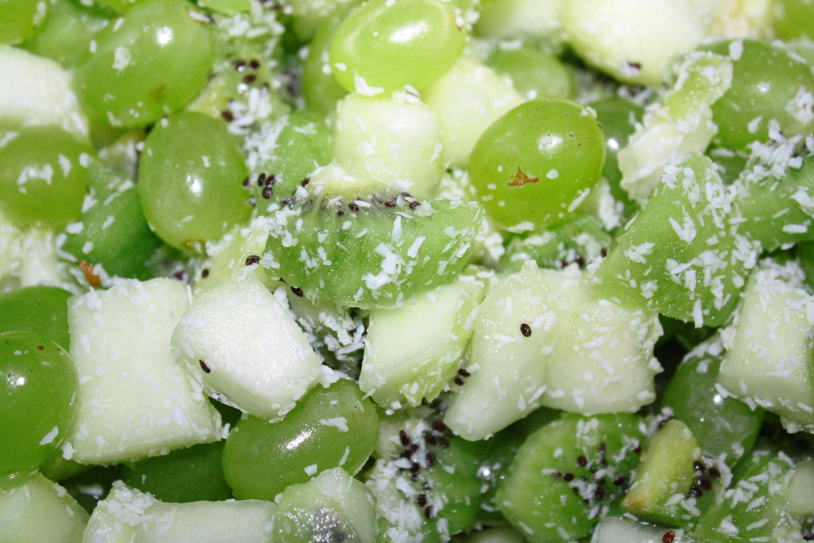 Fruchtig-gesundes Durcheinander