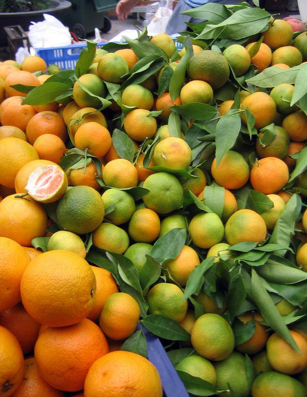 Fruchtiges Vergnügen in Sineu