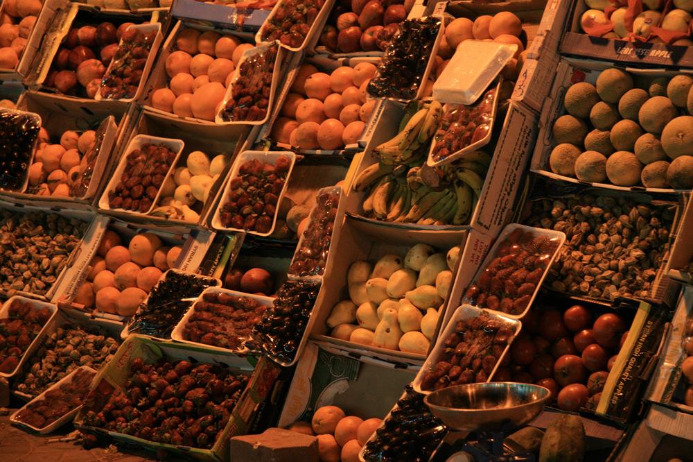Früchte..