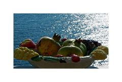 Früchte am Meer...
