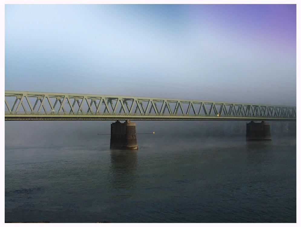 Früh am Rhein II
