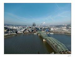 Frühe Werke eines alternden Meisters: Kölner Meerbusen....