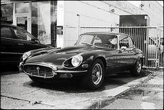 ...Früher... ja früher waren sogar die Autos noch sinnlich :-))