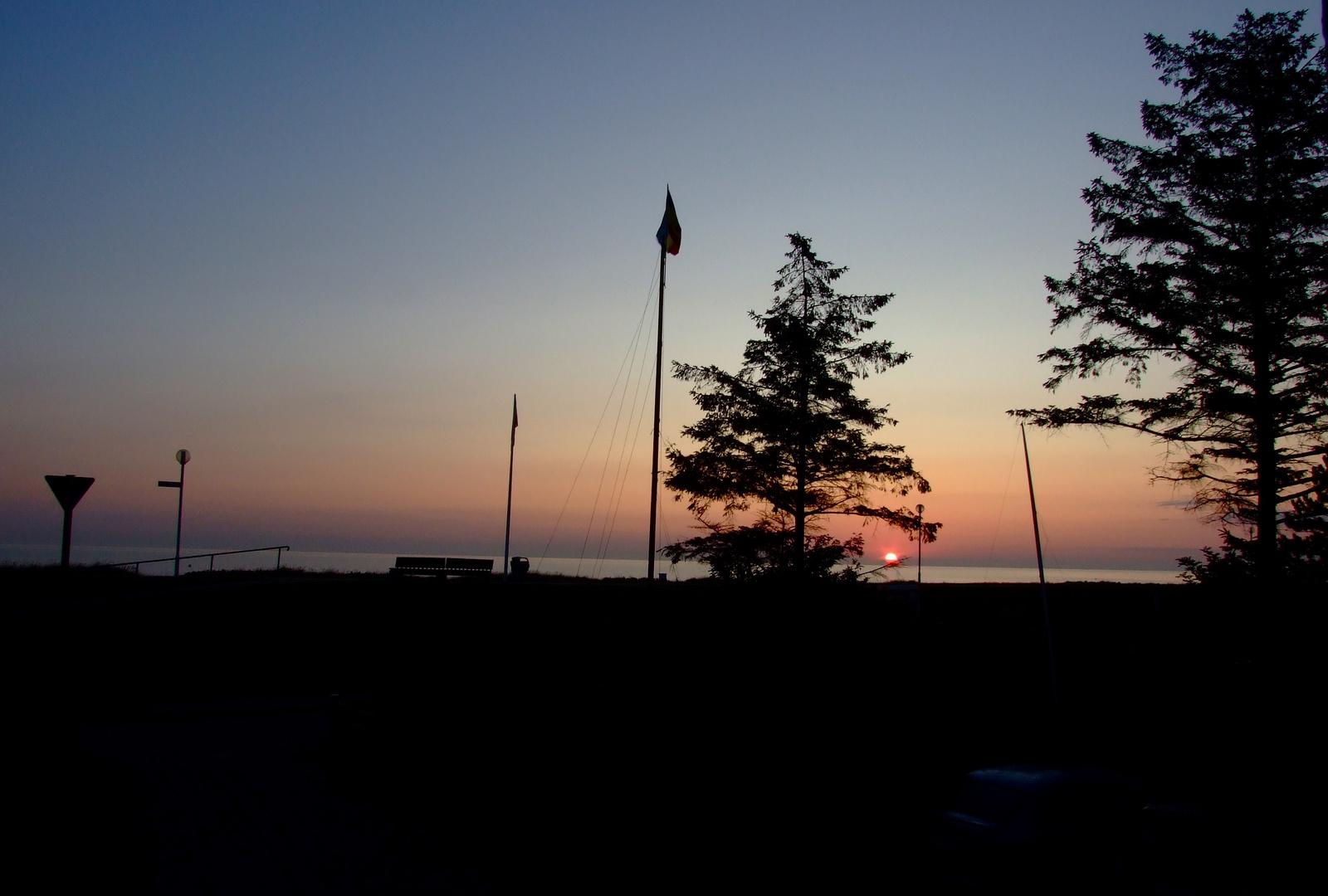 °°° Früher Morgen - Urlaub - Wellenrauschen - Sonne °°°