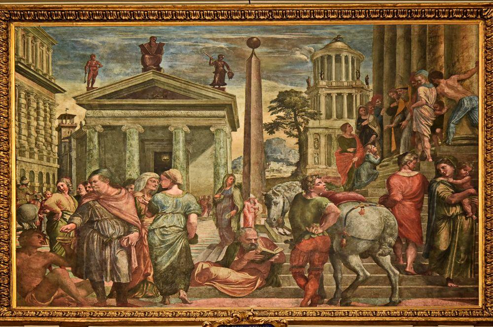 Früher war ... in Rom