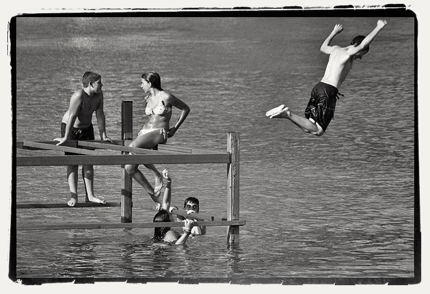 Früher war mehr Sommer, ...