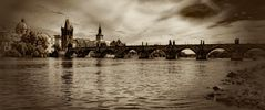 Früher war Prag .......