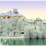 Früher Wintermorgen .......