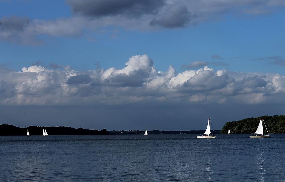Frühherbst am Ratzeburger See