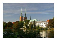 Frühherbst in Lübeck
