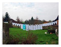 Frühjahrsputz....bzw Große Wäsche :-)