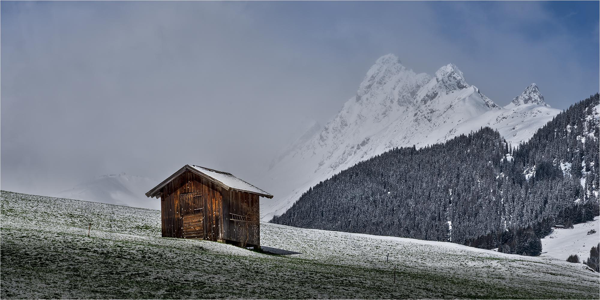 Frühling am Arlberg